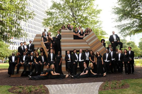 The University Singers will perform on Friday, May 17, at the Florence Kopleff Recital Hall on the campus of Georgia State University, before leaving for France where they will represent the United States in an international competition in Tours.
