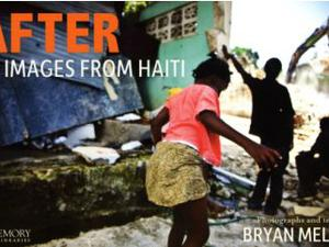 Bryan Meltz talks about her book, AFTER: Images From Haiti, which is being sold at the Decatur Book Festival. All proceeds go to GIANT Global, a nutrition nonprofit Ms. Meltz has worked with in Haiti.
