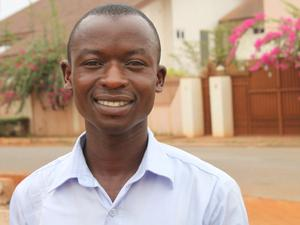 Seth Akumani, a graduate of the MEST program, is the co-founder of ClaimSync, which has created software to help Ghana's hospitals manage patient information and billing.